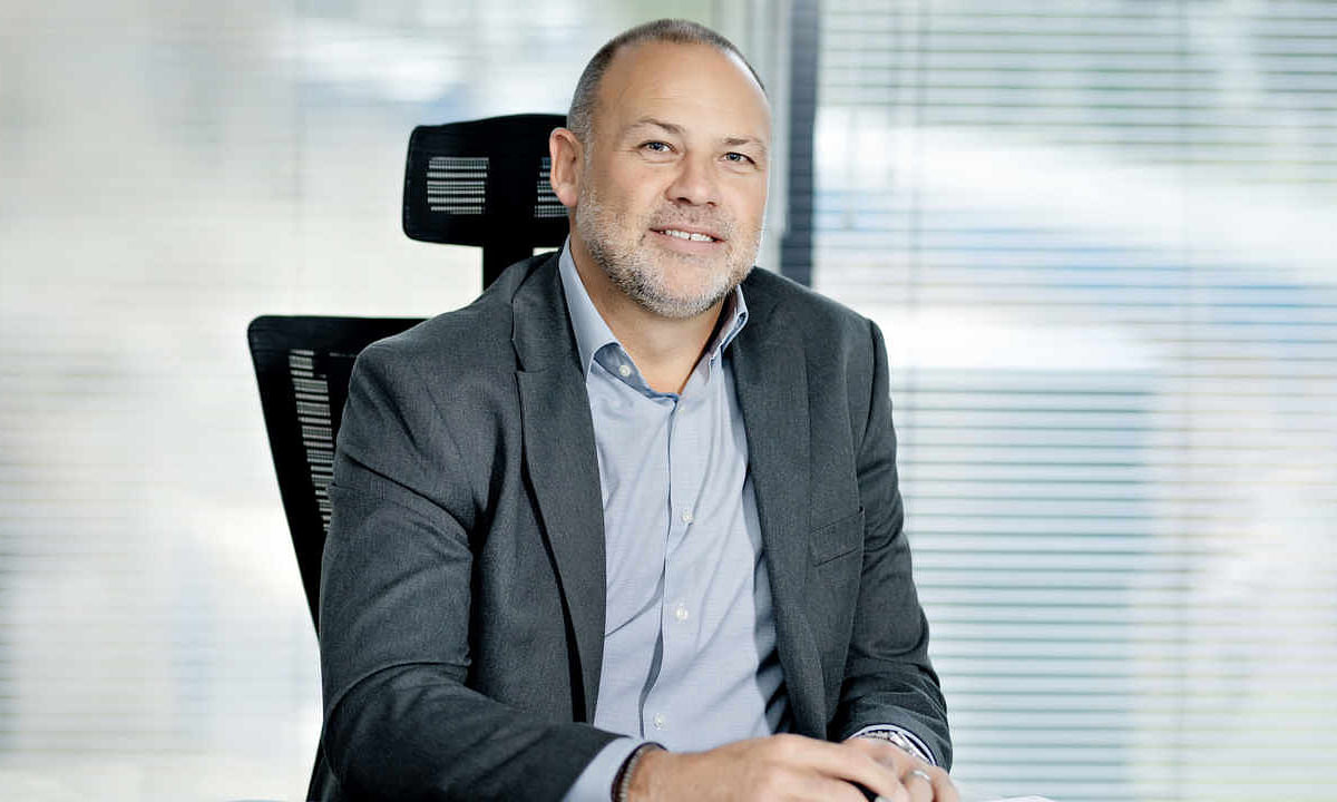 Hendrik Venter is New CEO of DHL Supply Chain MENA and Europe