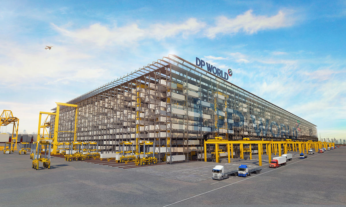 DP World Logistics Partner at World Energy Congress 2019