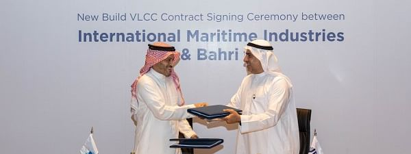 Bahri Boosts  Shipbuilding in Saudi Arabia