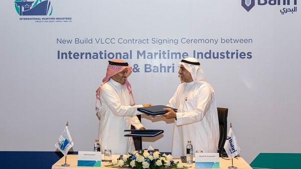 Bahri Boosts  Shipbuilding in Saudi Arabia