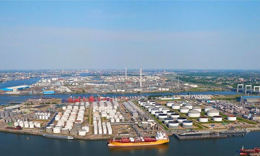 Maersk and Koole Terminals to Produce 0.5% Sulphur Marine Fuel