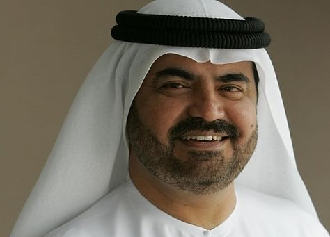 CEO and MD of DP World, Mohammed Al Muallem