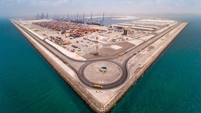 Abu Dhabi Terminals Sets New Container Handling Record