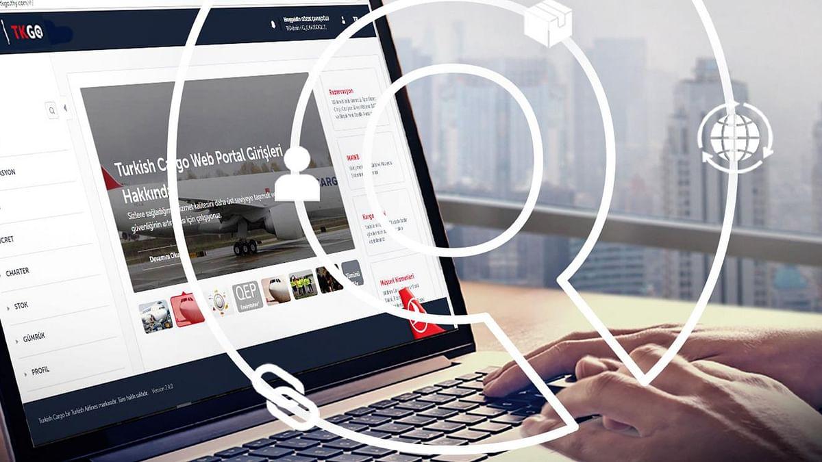 Turkish Cargo Upgrades  'TK GO' Web Portal