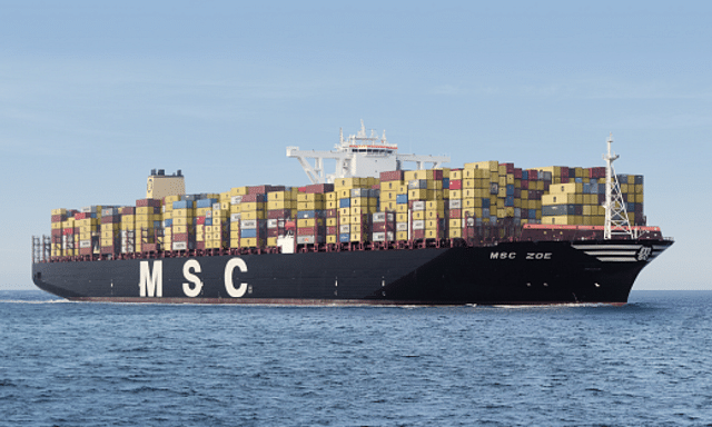Will MSC Overtake Maersk as the World's Largest Liner?