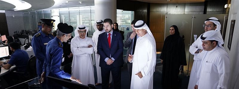 Dubai Customs Attracts Global Attention