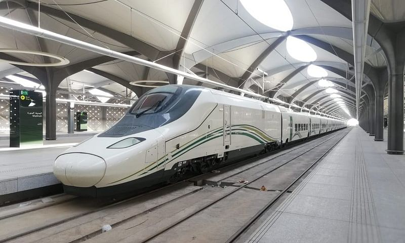 Russia & Saudi Tighten Ties with Rail Deal