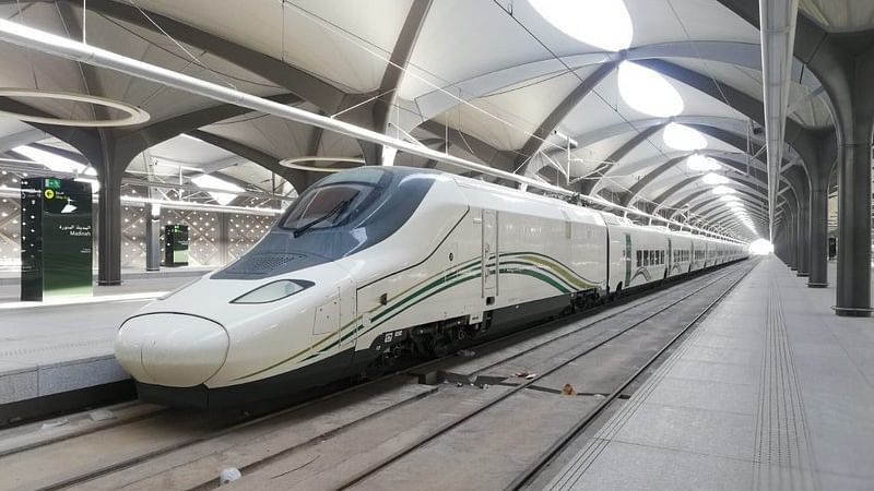 Russia & Saudi Tighten Ties with Rail Deal
