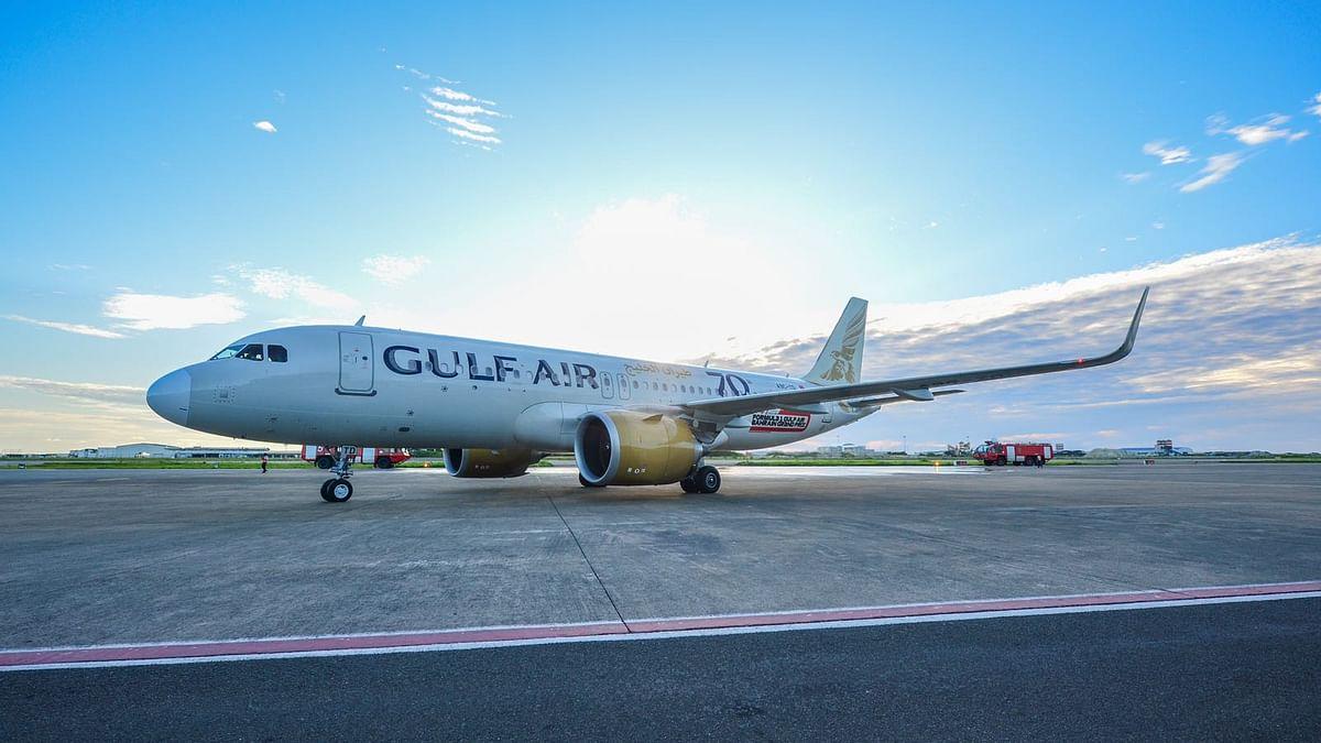 Gulf Air Completes Maiden Flight to Maldives