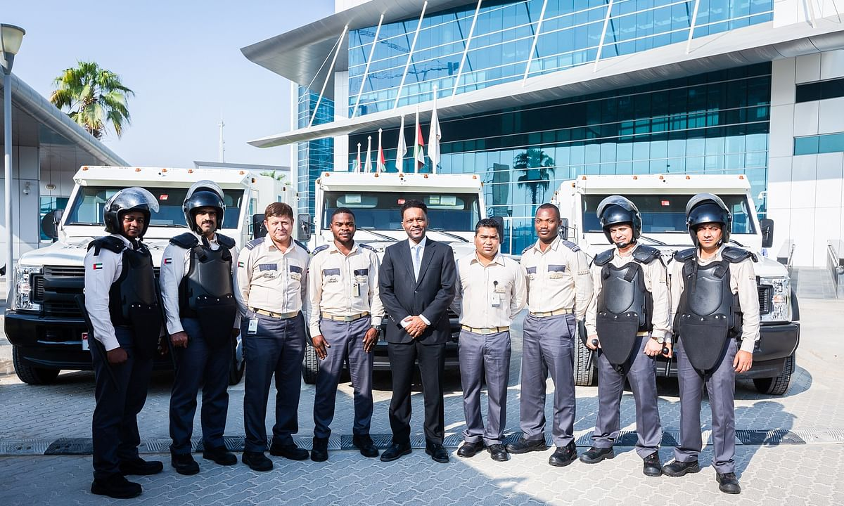 Etihad Secure Logistics Targets Abu Dhabi Expansion