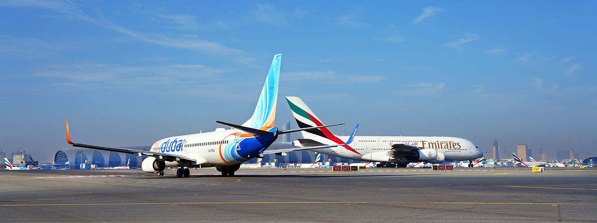 Emirates and flydubai Enter 3rd Year of Strategic Partnership