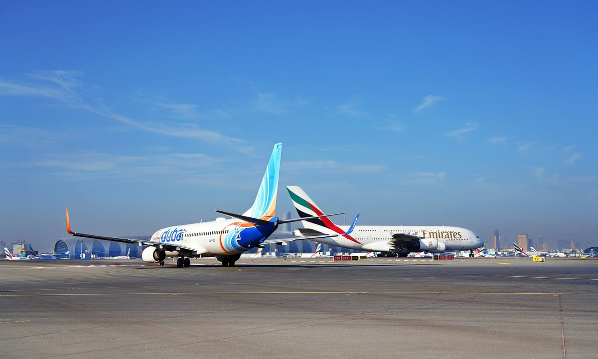 Emirates and flydubai Enter 3rd Year of Strategic Partnership