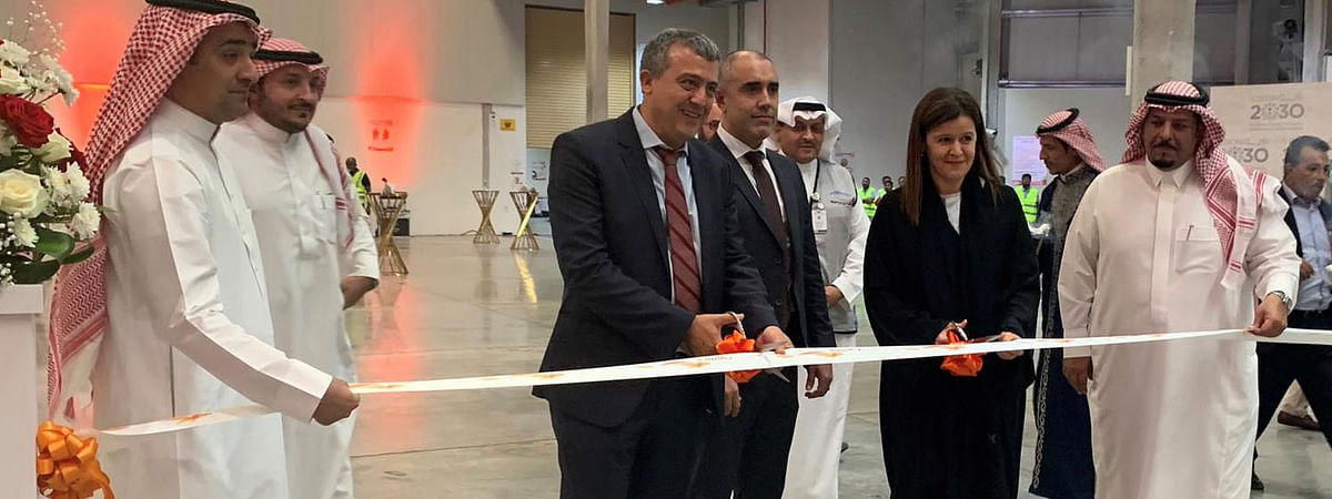 Agility Invests $267 Million in Saudi Arabia