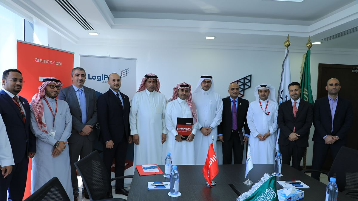 LogiPoint Signs Deal  with Aramex for New Operations Hub