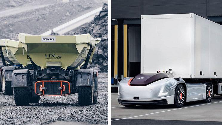 Volvo Sets Up New Business to Drive Autonomous Solutions