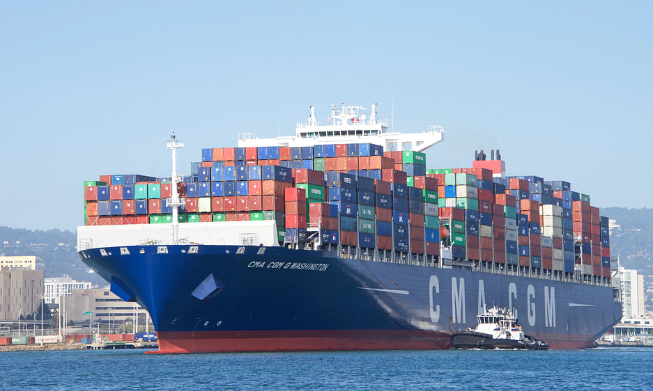 CMA CGM to Raise US$2 Billion in Port Sales for CEVA Buyout