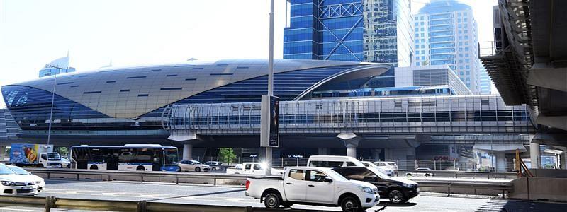 Dubai RTA Reveals Metro Station Upgrades