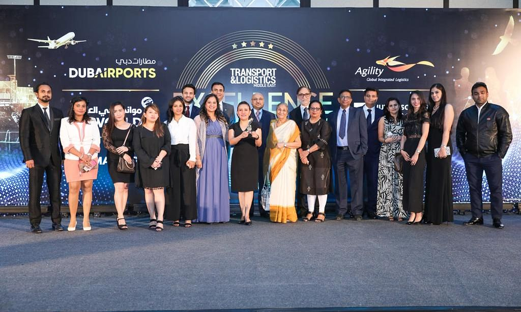 CS Maritime Wins Outstanding Performance in Maritime Services