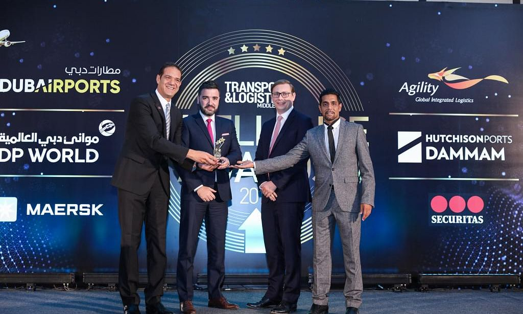 G4S Win Security Logistics Provider 2019 at Excellence Awards