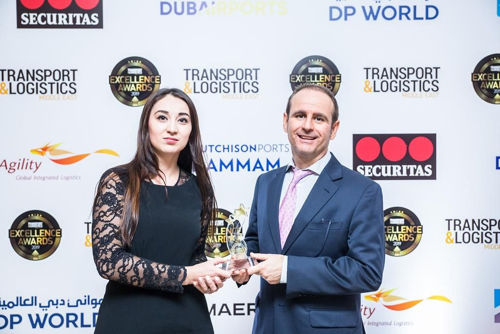 ALS Wins Automated Air Cargo Handling System of the Year 2019