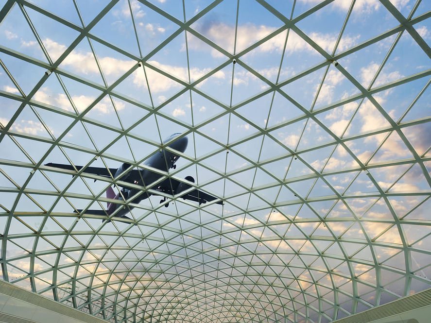Airlines & Airports Reap Rewards of Massive $50 Million Investment