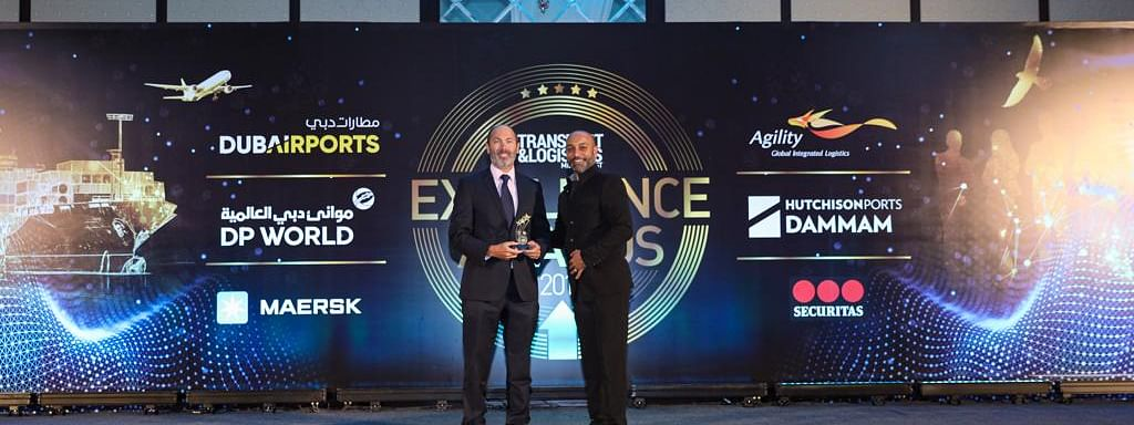 Watch: SERCO M.E. Wins Transport Solutions Provider of the Year 2019