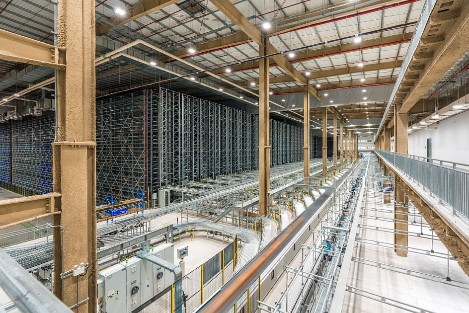Landmark Group to Set Up GCC's 1st Fully-Automated Distribution Centre