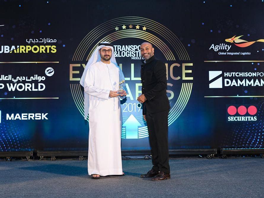 Watch: Faisal M. Al Mulla, Dubai Airports, Wins Influencer of the Year
