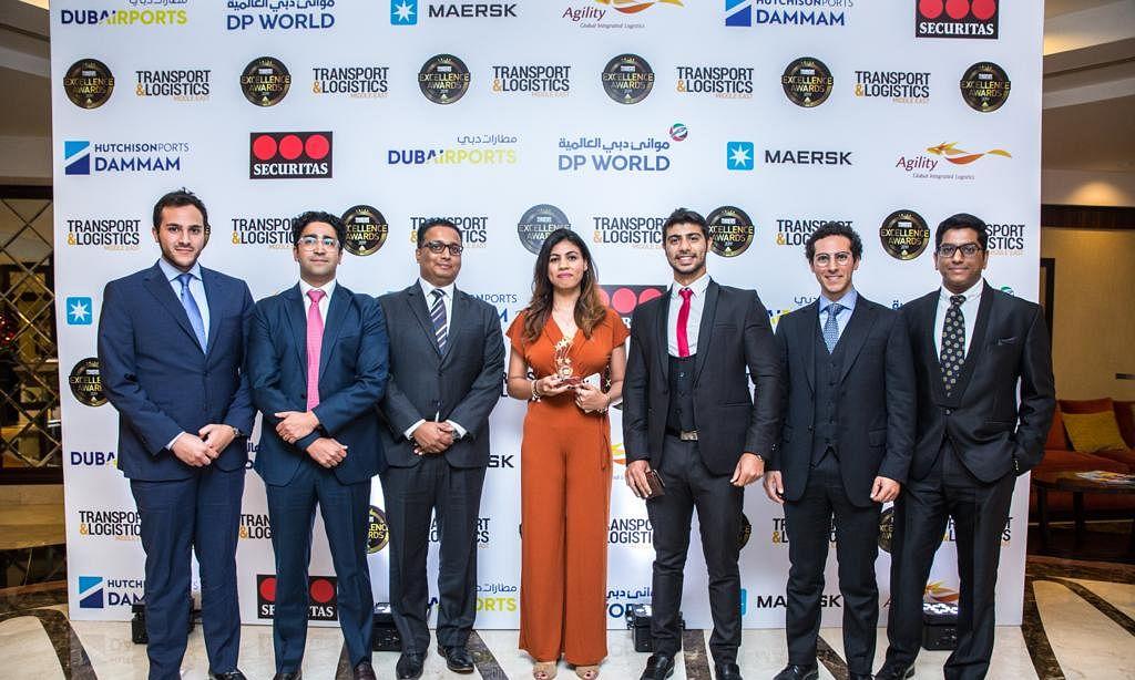 Shipa Freight Wins Logistics Technology Platform of the Year