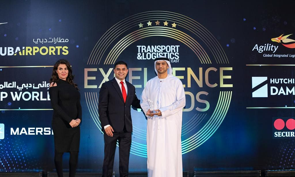 Watch: DP World Wins Big at TLME Excellence Awards 2019