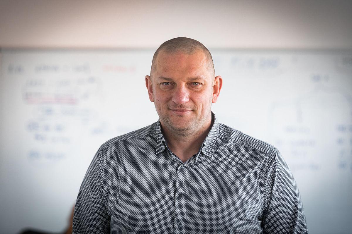 Stefan Kukman, CEO of CargoX