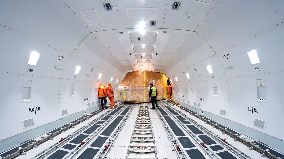 Middle East Air Freight Volumes Remain Weak in September