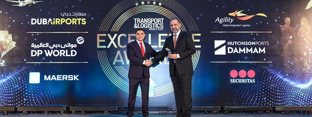 Watch: DG World Wins Autonomous Vehicles Technology Provider Award
