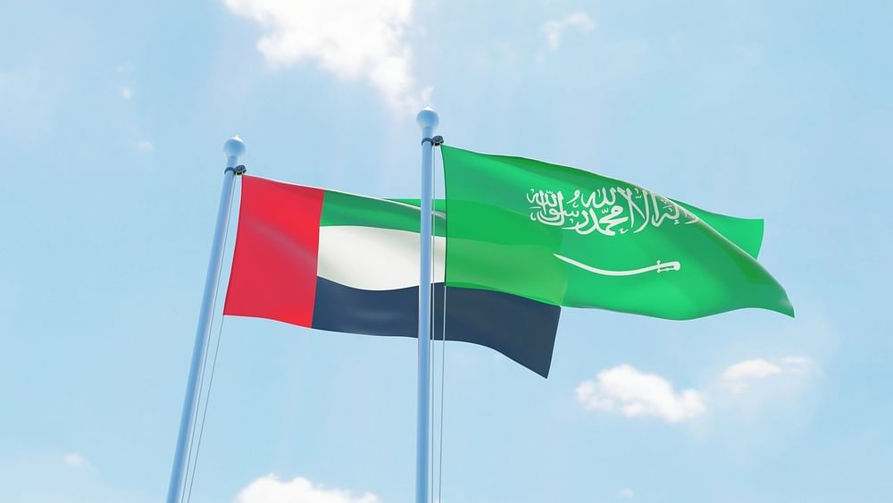 UAE & Saudi Reaffirm Joint Mission to Progress