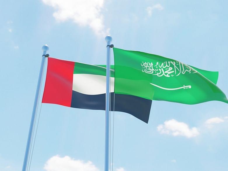 UAE & Saudi Reaffirm Joint Mission to Progress