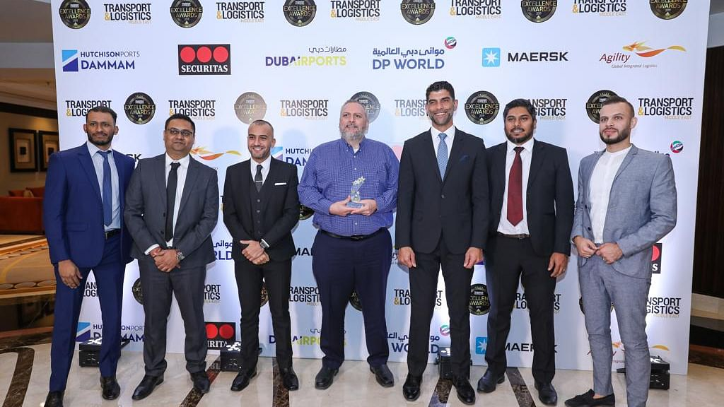 Roamworks Wins Cargo Security Solutions Provider 2019