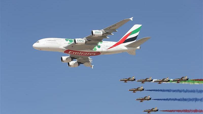 Dubai Airshows Tops a Whopping $54 Billion in Sales