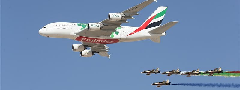 Dubai Airshows Tops a Whopping $54 Billion in Sales