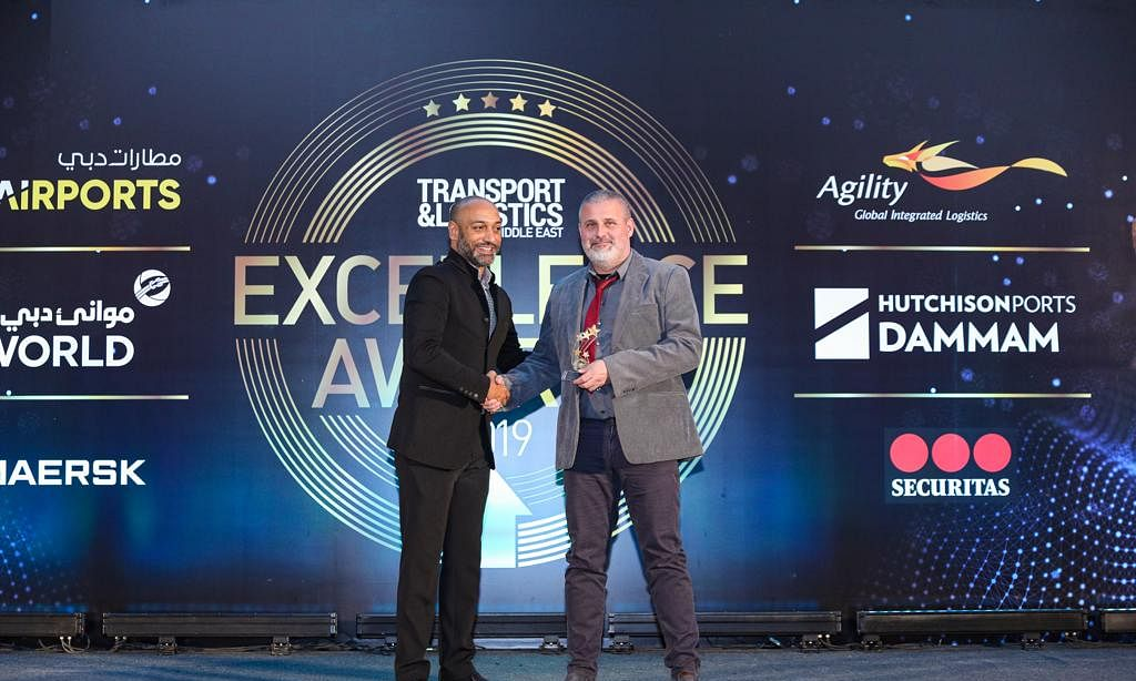 CargoX Scoops Double Win at TLME Excellence Awards