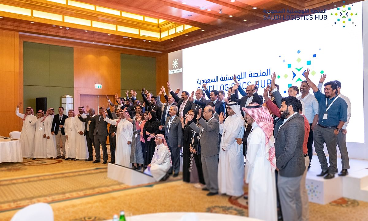 Saudi Arabia Hosts First Global Logistics Roadshow in UAE
