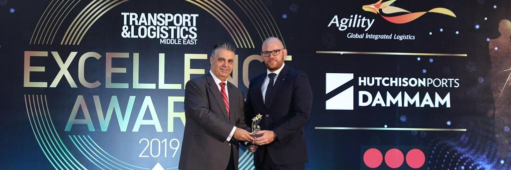 Mercedes Scoop Key Award at TLME Excellence Awards
