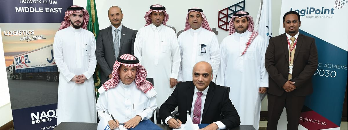 LogiPoint and NAQEL to Set Up KSA's First Bonded Express Facility