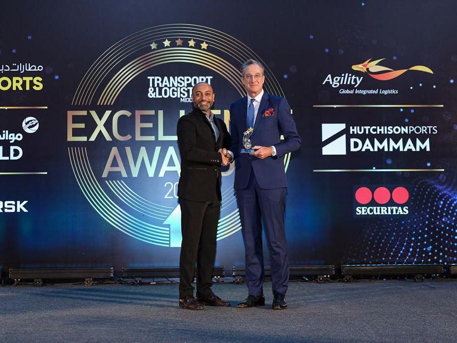 Hutchison Ports Dammam Wins Gender Equality Award