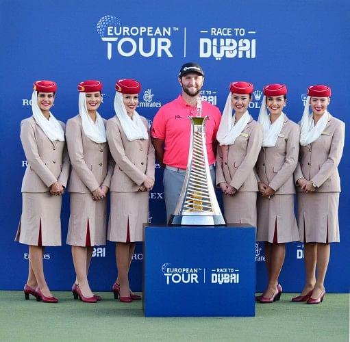 Jon Rahm Wins DP World Tour 2019