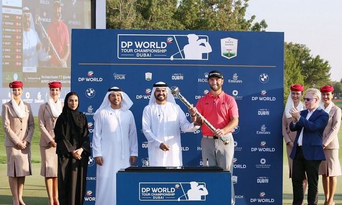 Jon Rahm Wins DP World Tour 2019