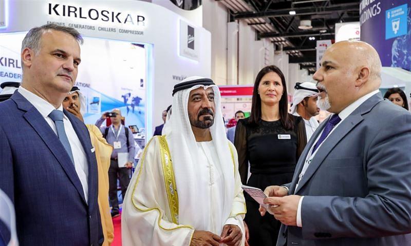 Ahmed bin Saeed Inaugurates 40th Edition of The Big 5