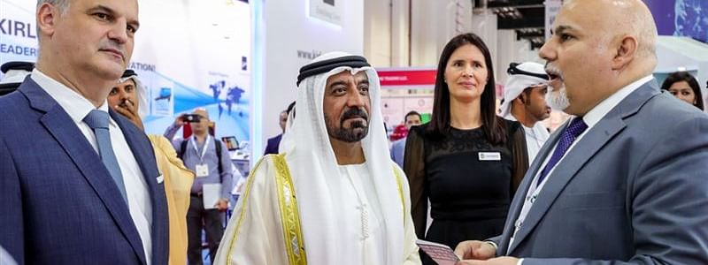 Ahmed bin Saeed Inaugurates 40th Edition of The Big 5