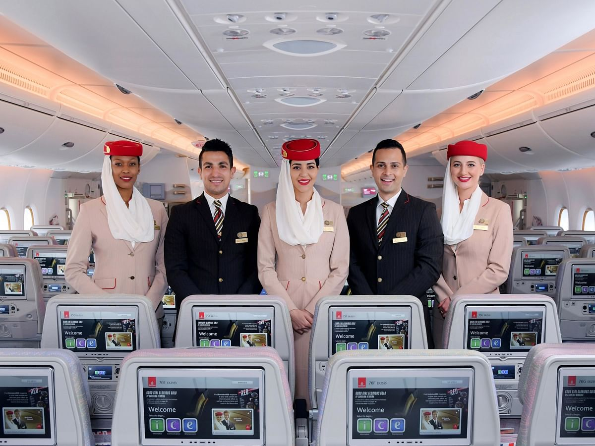 Emirates Cabin Crew Recognised as World No. 1