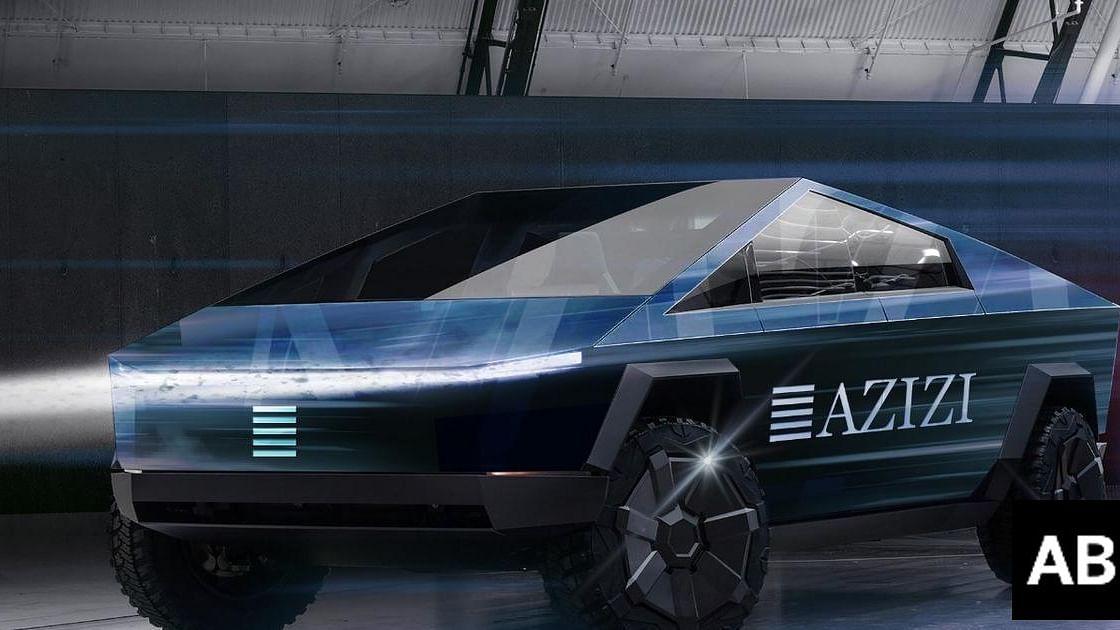 Azizi Developments Pre-Orders 10 Tesla Cybertrucks