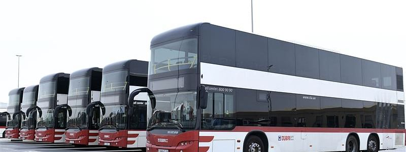 RTA Leads Globally in Terms of Bus Operations at 89%